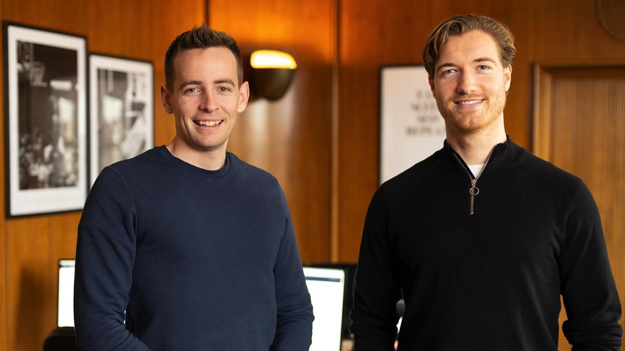 Andreas Thomsen & Lau Christensen